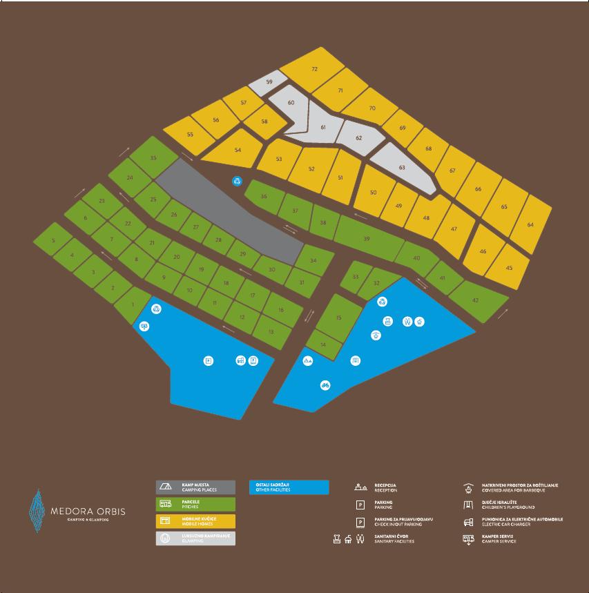 Mapa kamp